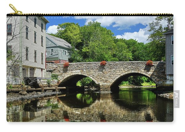 The Choate Bridge Carry-all Pouch