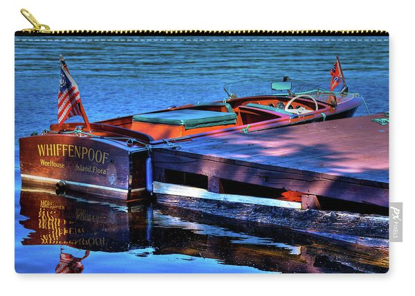 The Vintage 1958 Chris Craft Carry-all Pouch