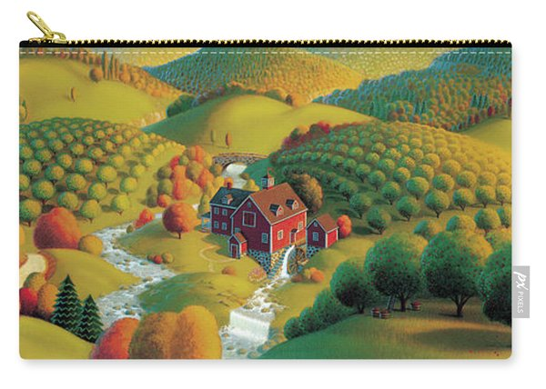 The Cider Mill Carry-all Pouch