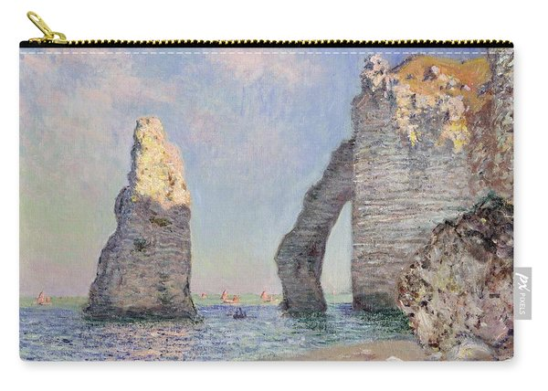 The Cliffs At Etretat Carry-all Pouch