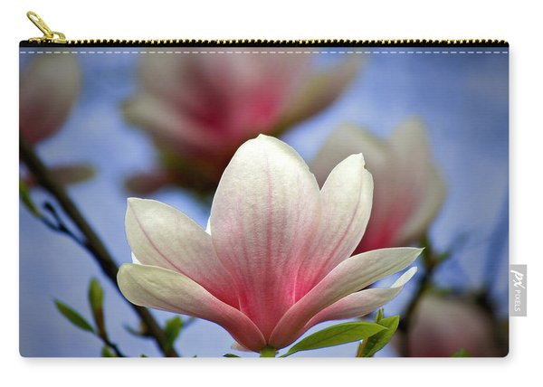 The Color Of Spring Carry-all Pouch