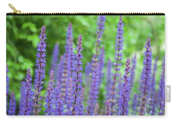 The Color Purple - Longwood Gardens Carry-all Pouch