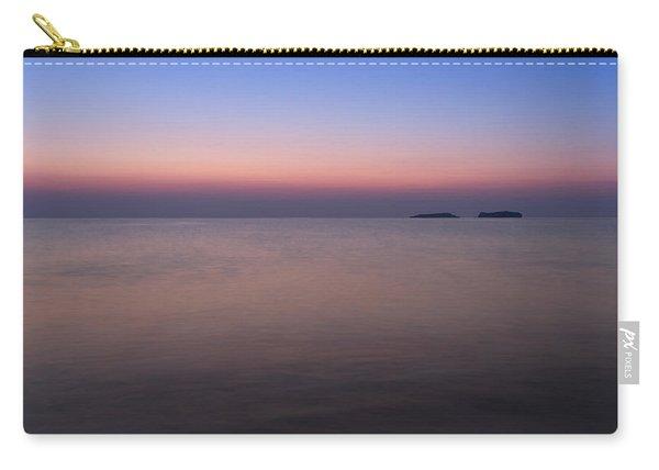 Dawn At The Mediterranean Sea Carry-all Pouch