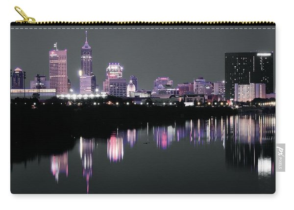 The Colors Of Indianapolis Carry-all Pouch