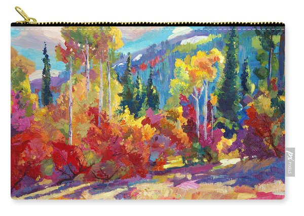 The Colors Of New Hampshire Carry-all Pouch