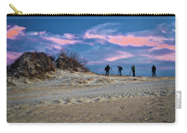 The Colors Of Sunset Carry-all Pouch