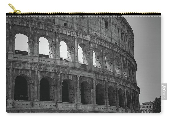 The Colosseum, Rome Italy Carry-all Pouch