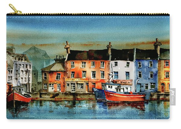 The Commercial Docks, Galway Citie Carry-all Pouch