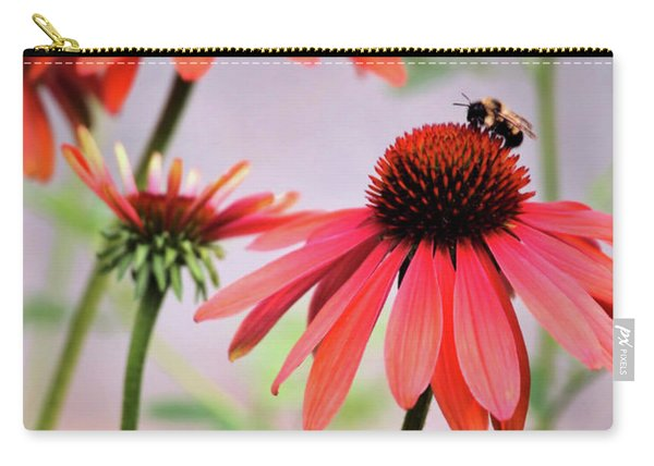 The Coneflower Collection Carry-all Pouch