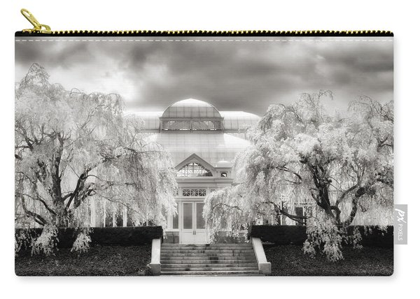 The Conservatory Cherry Blossoms Carry-all Pouch