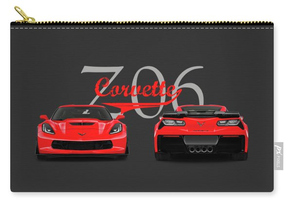The Corvette Z06 Carry-all Pouch
