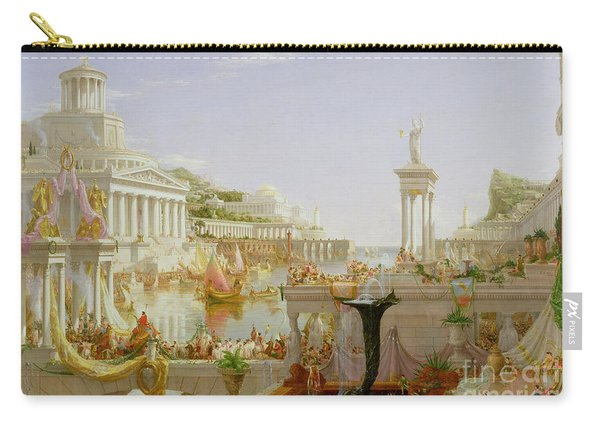 The Course Of Empire - The Consummation Of The Empire Carry-all Pouch