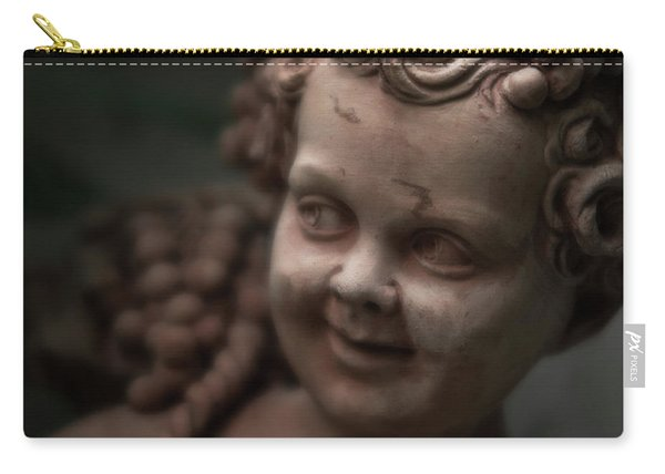 The Creepy Statue Carry-all Pouch