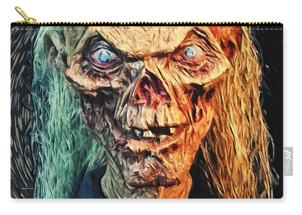 The Crypt Keeper Carry-all Pouch