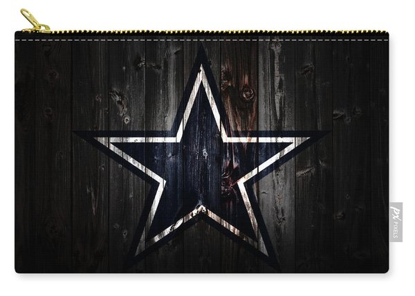 The Dallas Cowboys 2a Carry-all Pouch