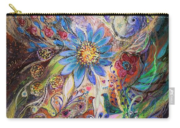 The Dance Of Light Carry-all Pouch