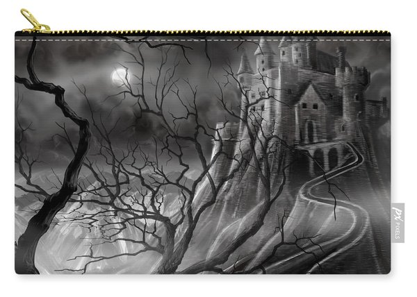 The Dark Castle Carry-all Pouch