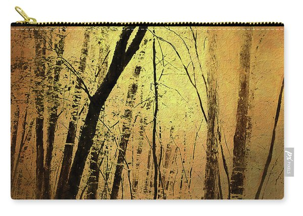 The Dawn Of The Trees Carry-all Pouch