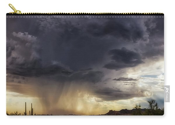 The Day It Rained Carry-all Pouch