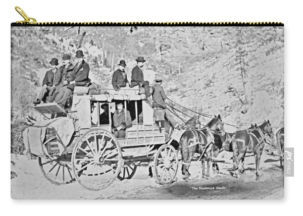 The Deadwood Coach Carry-all Pouch