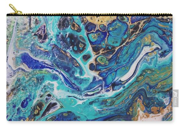 The Deep Blue Sea Carry-all Pouch