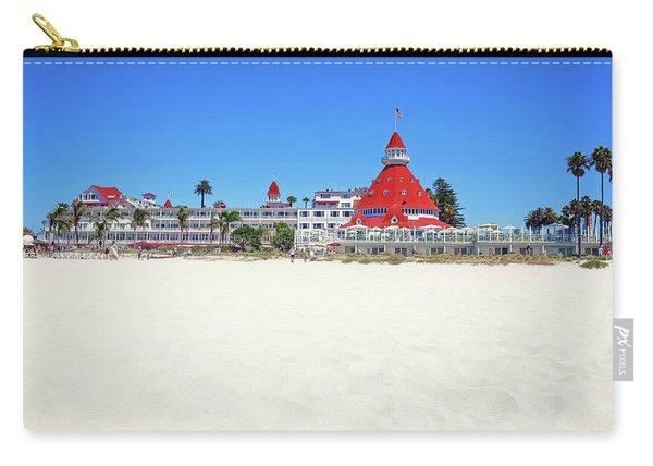 The Del Coronado Hotel San Diego California Carry-all Pouch