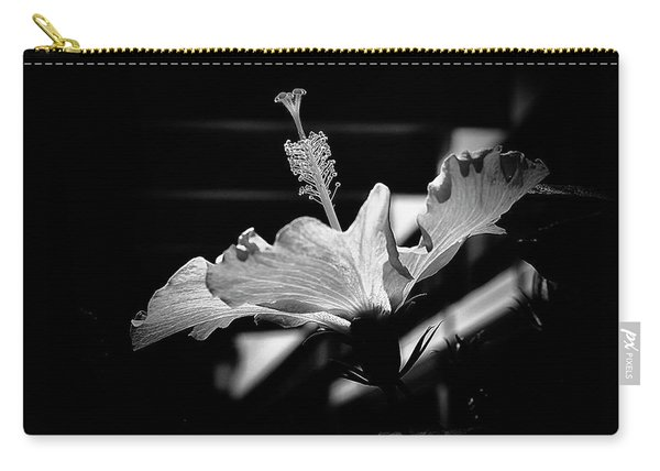 The Delicate Hibiscus Flower Carry-all Pouch