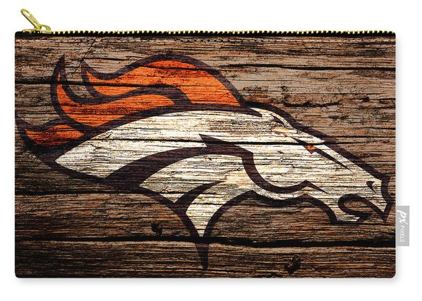 The Denver Broncos 8b Carry-all Pouch