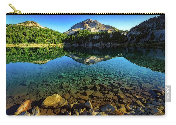 The Depths Of Lake Helen Carry-all Pouch
