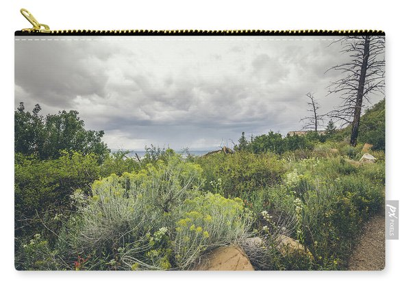 The Desert Comes Alive Carry-all Pouch