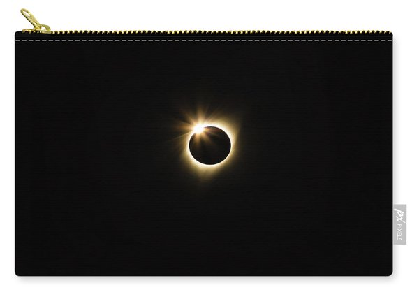 The Diamond Ring Carry-all Pouch