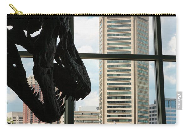 The Dinosaurs That Ate Baltimore Carry-all Pouch