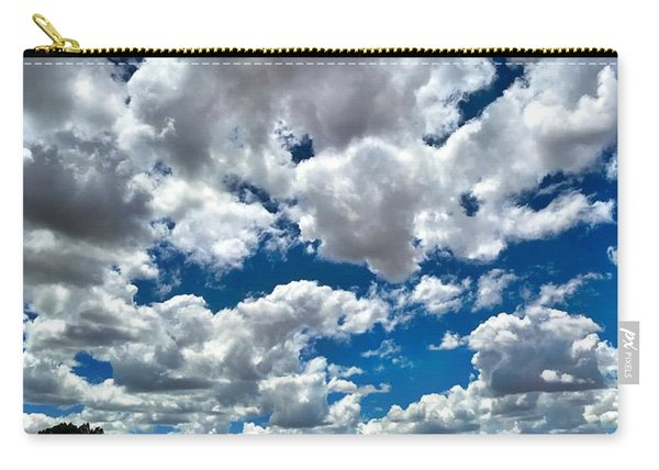 The Dirt Road Detour To Heaven Carry-all Pouch