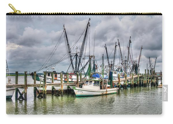 The Docks Carry-all Pouch