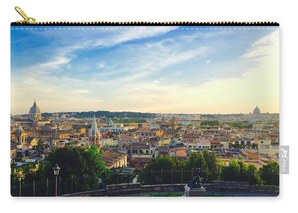 The Domes Of Rome Carry-all Pouch