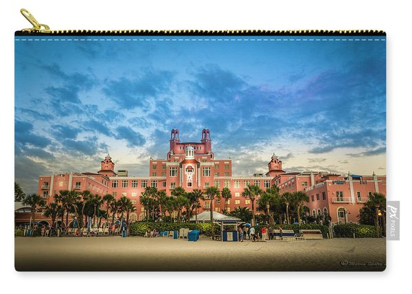The Don Cesar Carry-all Pouch