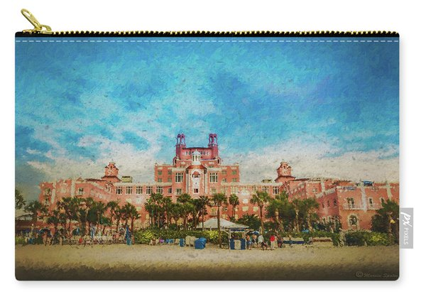 The Don Cesar Resort Carry-all Pouch