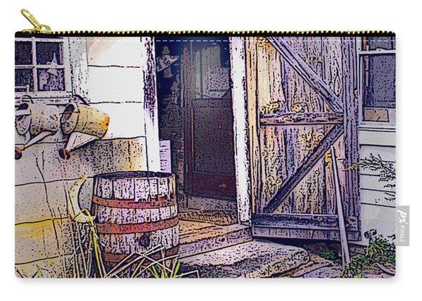 The Door Is Always Open Carry-all Pouch