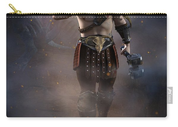 The Dragon Master Carry-all Pouch