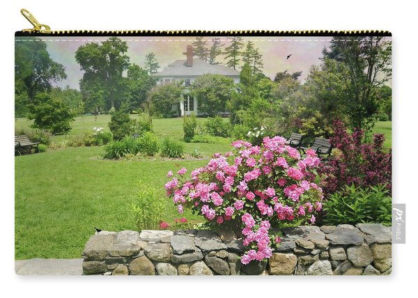 The East Lawn Carry-all Pouch