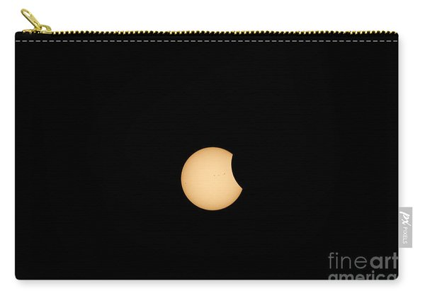 The Eclipse Begins Carry-all Pouch