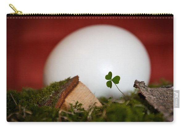 the egg - Happy Easter Carry-all Pouch