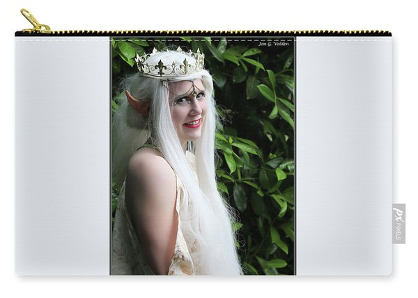 The Elven Queen Carry-all Pouch