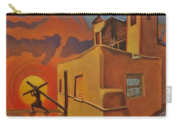 The Emancipation Of Christ Carry-all Pouch