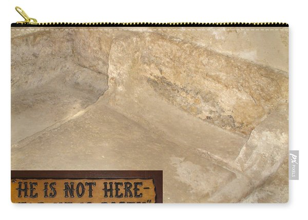 The Empty Tomb Carry-all Pouch