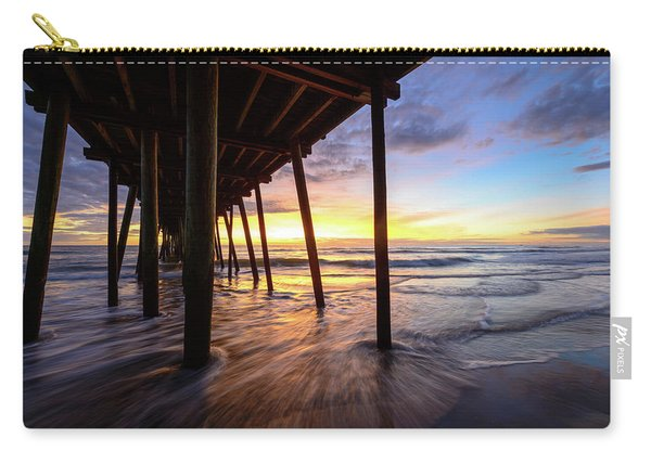 The Enchanted Pier Carry-all Pouch