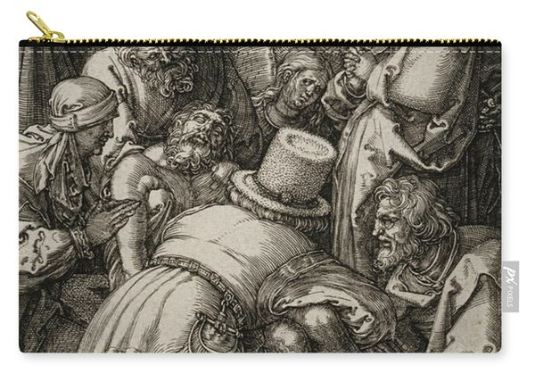 The Entombment  Carry-all Pouch