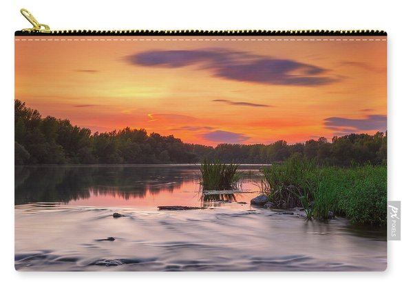 The Eve On The River Carry-all Pouch