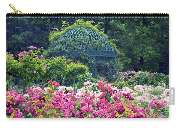 The Extravagant Garden Carry-all Pouch