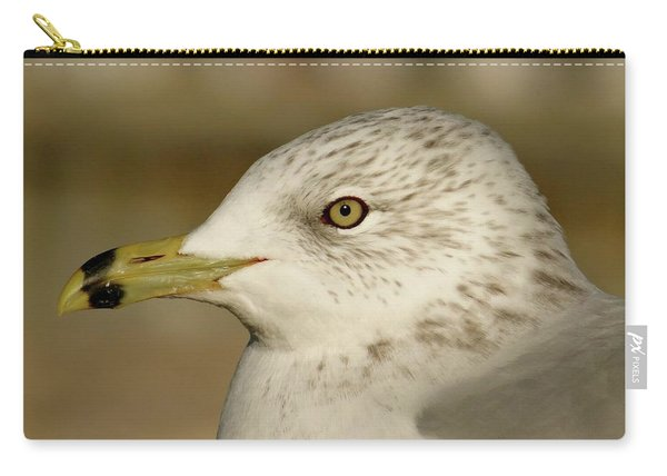 The Eye Of The Seagull Carry-all Pouch